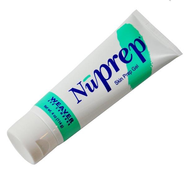 Weaver Nuprep skin prep gel