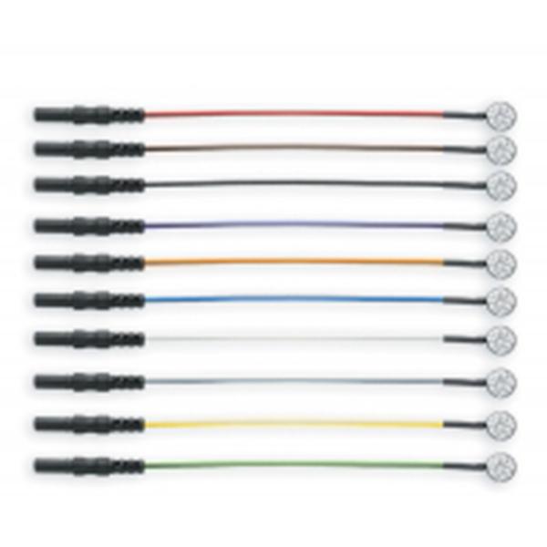 Spes stick-on electrode