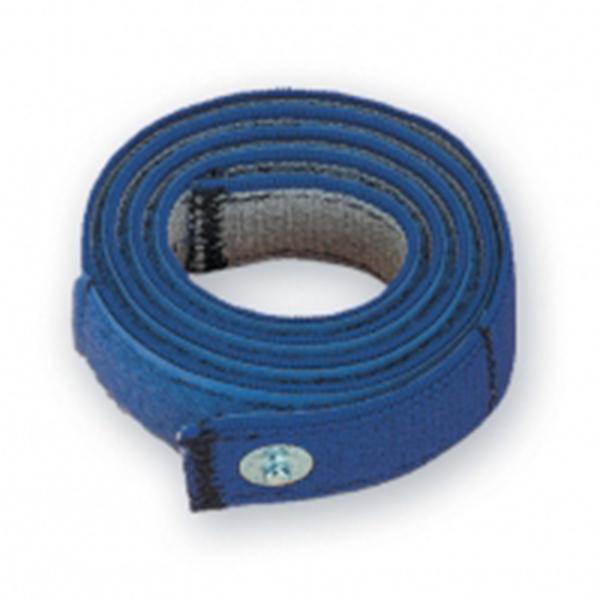 Ground strap electrode