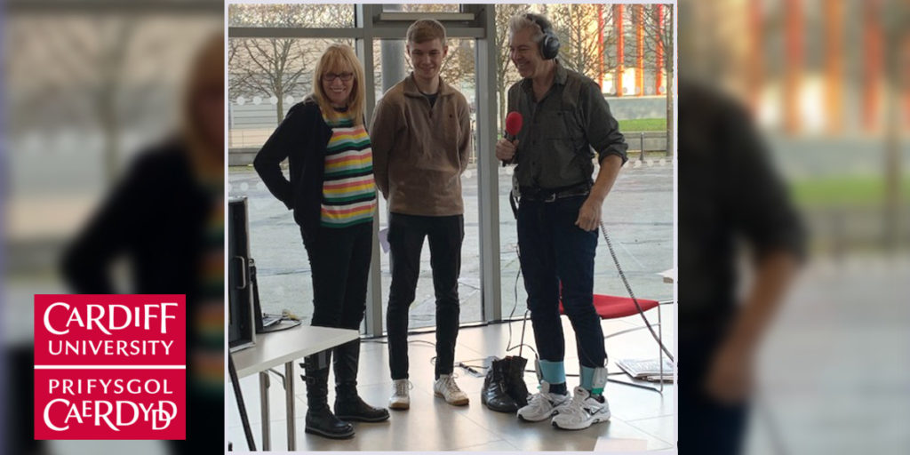 Tekscan featured on BBC Radio 4