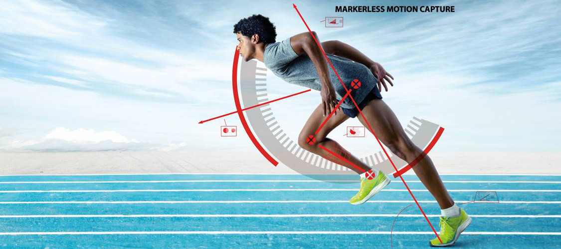 Simi Running Markerless
