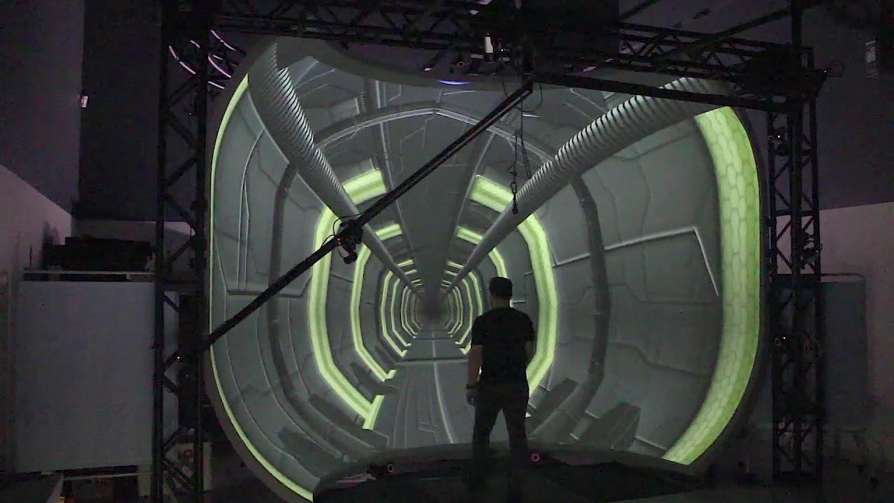 Bertec Immersive Lab