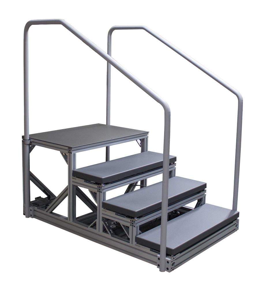 Bertec Instrumented Stairs
