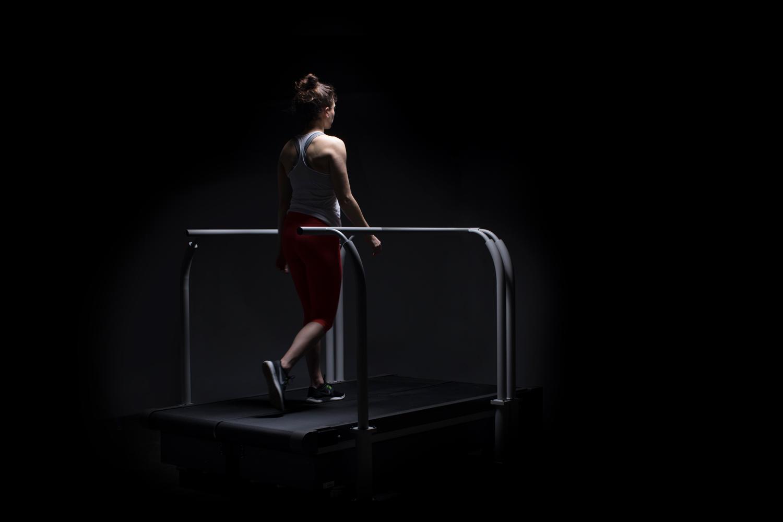 Bertec Instrumented Treadmill