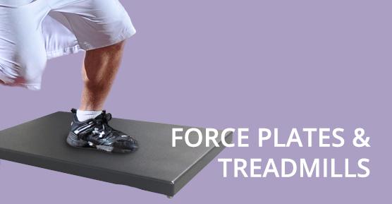 Force Plates & Treadmills